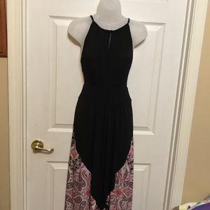 New York & Company maxi dress size L